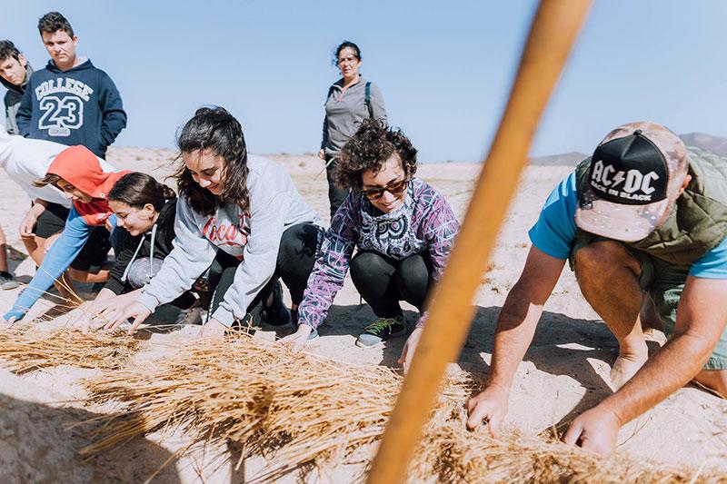 El Jable. Cultivando en el desierto