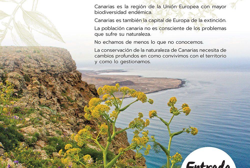 Naturaleza Amenazada de Canarias